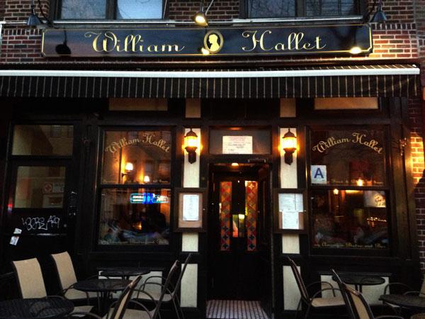 Hallet-Bar